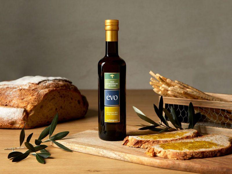 Olio extravergine d'oliva - Evo