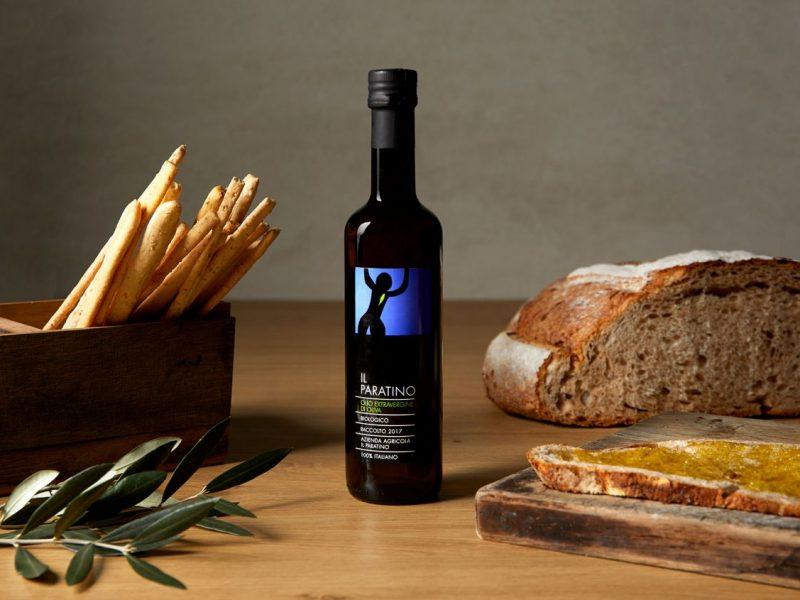 Olio extravergine d'oliva - Il Paratino